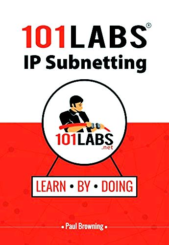 101 labs - ip subnetting by paul browning teaching IT students