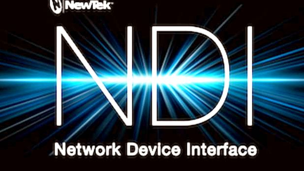 Chyronhego solutions now support newtek's ndi™ protocol for video workflows over ip systems NDI may not be the