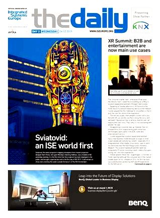 Enthusiastic announces new hardware interface for ip workflows - digital studio middle east IP for