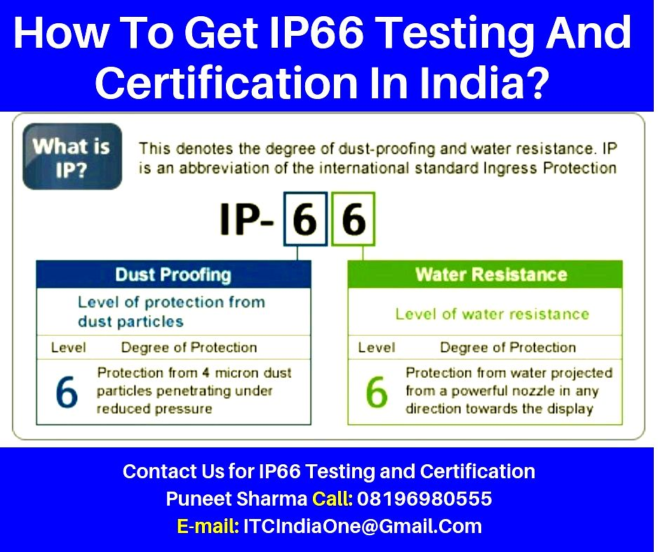 Ip testing laboratory possess penetrate