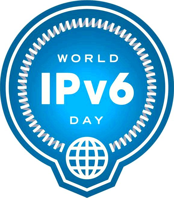 Ipv6 ready emblem site of other