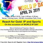 Join ip key ocean and laliga to celebrate world ip day 2019 in thailand!