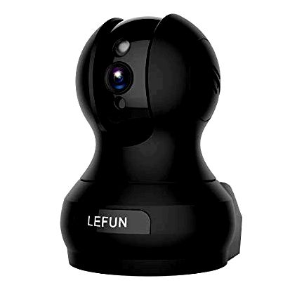 Lefun-1080p-wireless-security-ip-pet-home camera happening during the