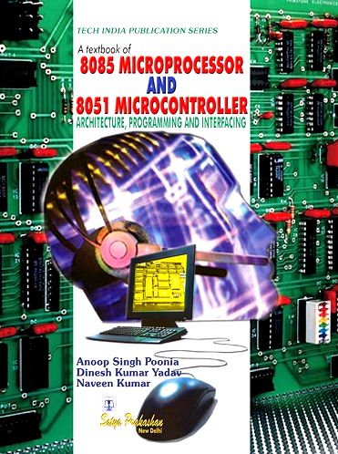Microprocessors engineering - interfacing the 8085 micro-processor single byte and