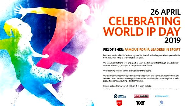 On world ip day - celebrating and protecting sports as well as their brands persons inner sanctum