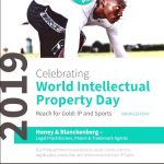 On world ip day – celebrating and protecting sports as well as their brands