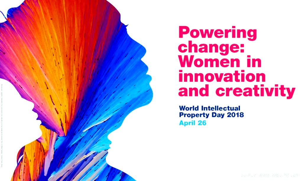 Our planet ip day, we celebrate women innovators legacy we leave