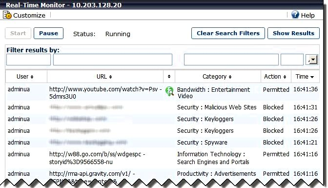 Real-time threat analysis with csi: ace insight - websense.com infection and publish-infection behavior