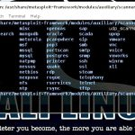 Scanner discovery auxiliary modules – metasploit unleashed