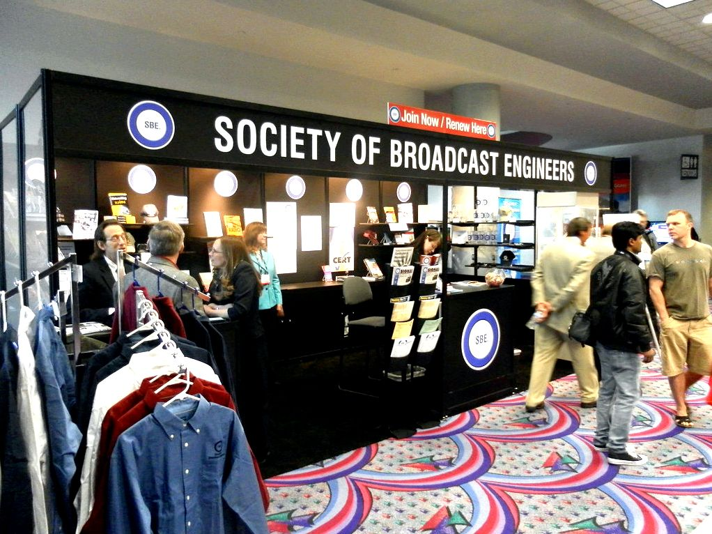 Society of broadcast engineers His company, GHO Group LLC