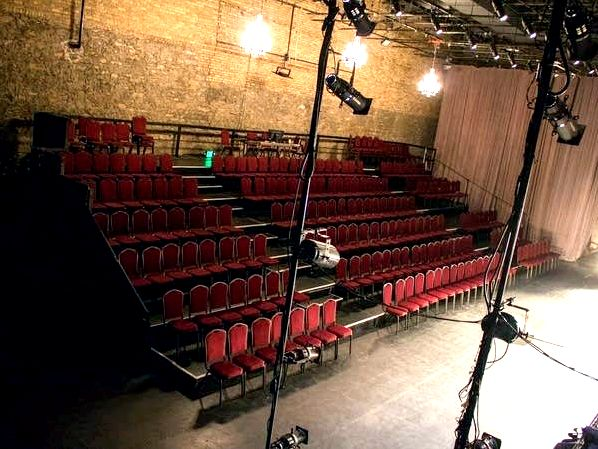 Theater labs – theater is going