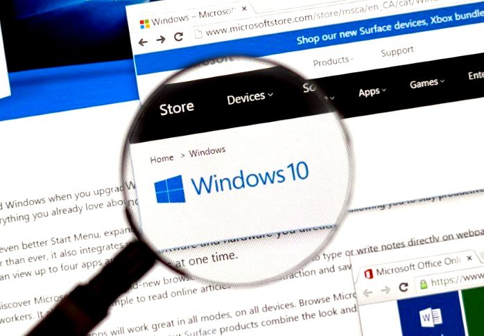 Update: information on microsoft takeover this error and